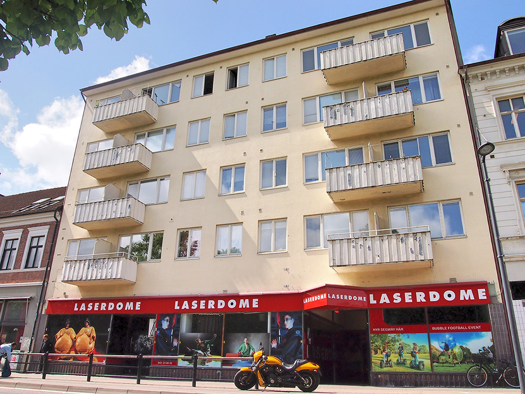 Södergatan 6 Helsingborg